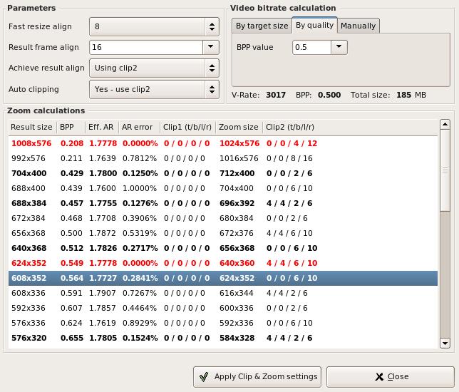 dvd::rip - A full featured DVD Ripper GUI for Linux, written